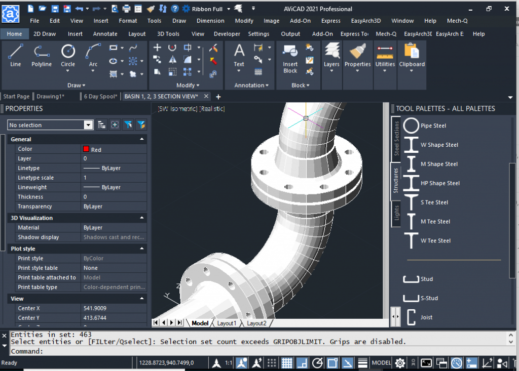 CAD Alternative AViCAD
